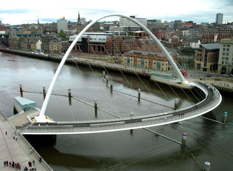 Гейтсхедский мост Тысячелетия