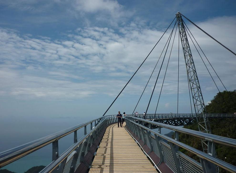 «Небесный мост» Langkawi Sky