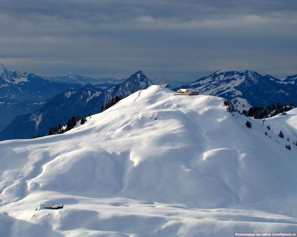 Канатная дорога Sternensauser (Швейцария)
