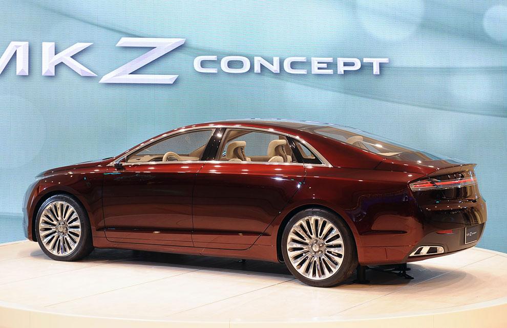 Концепт Lincoln MKZ