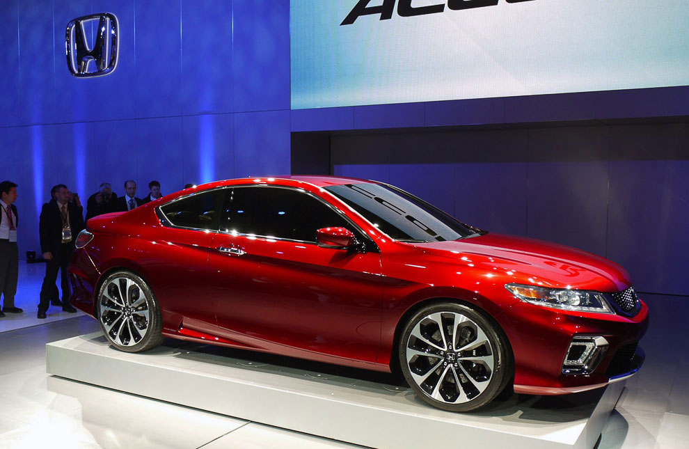 Концепт купе Honda Accord 2013