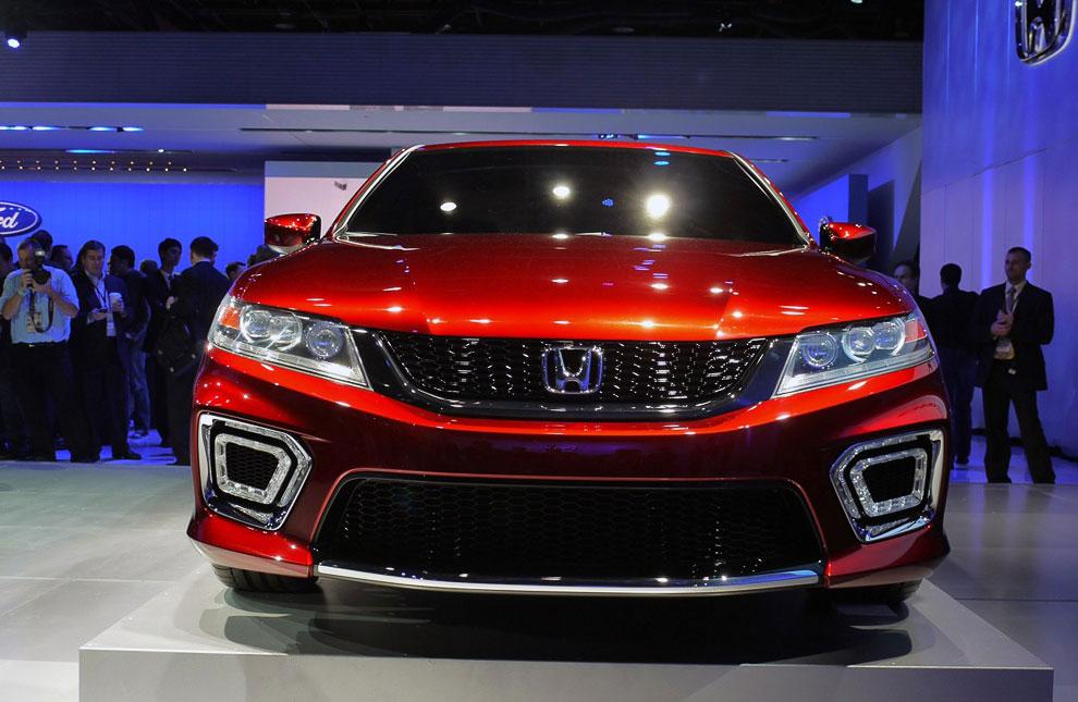 Концепт купе Honda Accord 2013