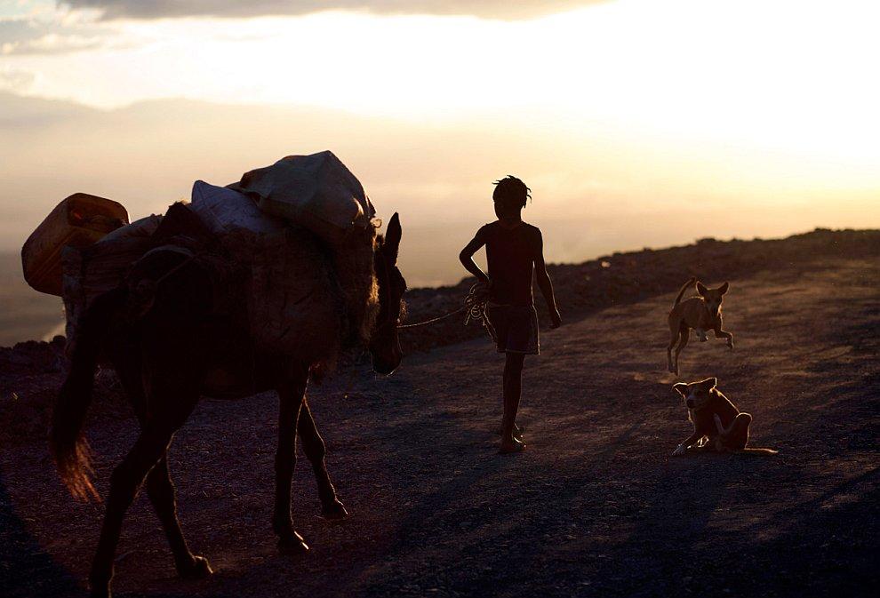 Землетрясение на Гаити: 2 года спустя
