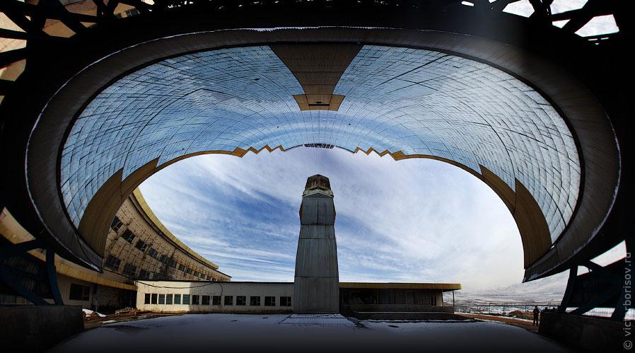 Большая Солнечная печь: энергия Солнца
