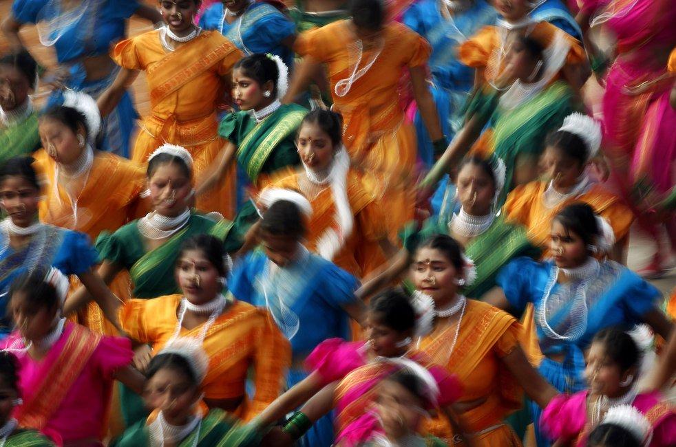 День Республики в Индии 2012