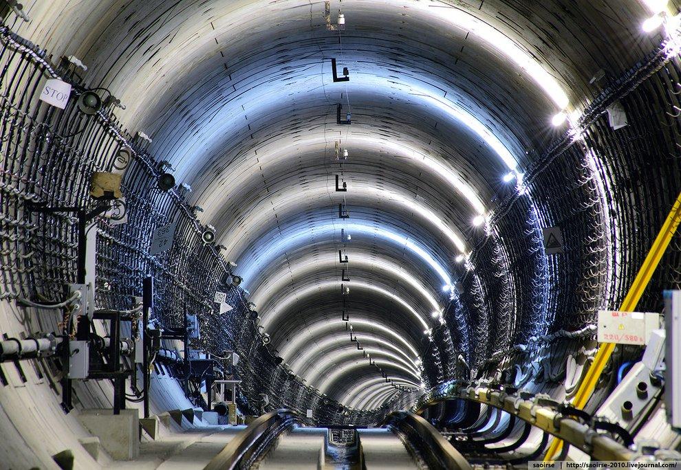 Подземелья Москвы: загадочная красота