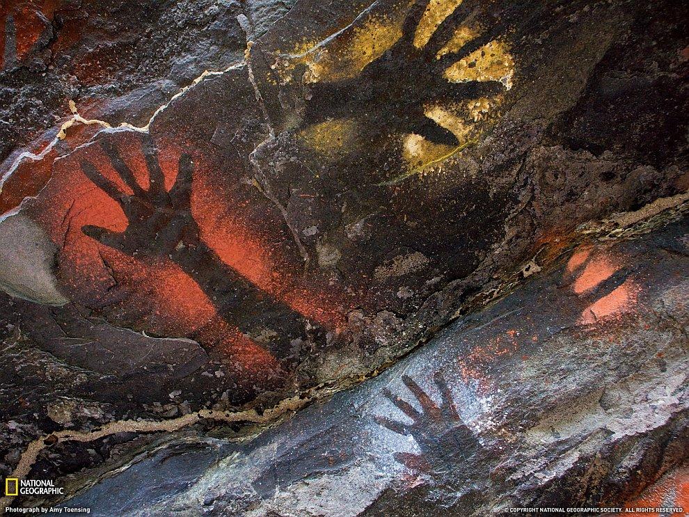 Пещера, Папуа-Новая Гвинея