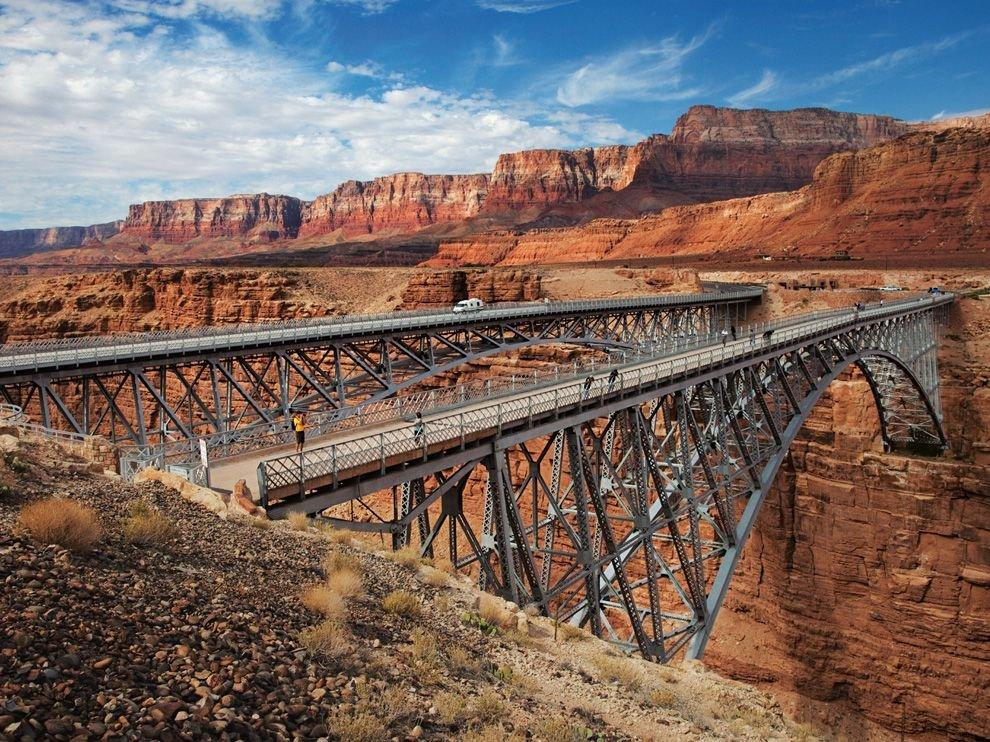 Мосты, штат Аризона