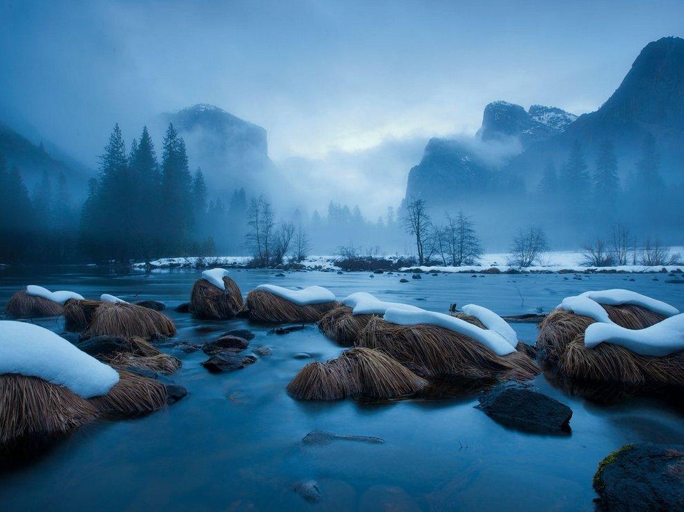 Йосемитский национальный парк, Калифорния