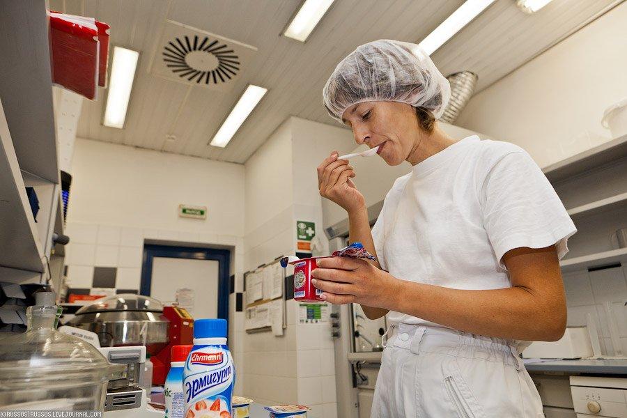 Как это делается: производство йогурта