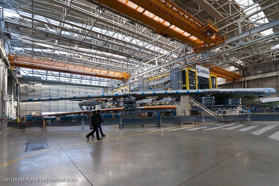 А380 — самый большой самолет в мире. Часть 2