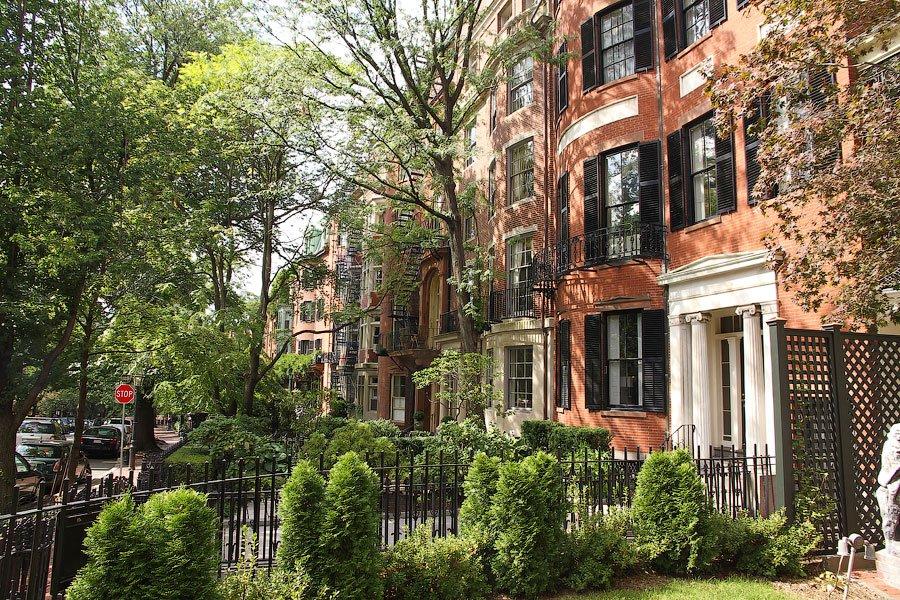 Путешествие в Бостон — кусочек Англии в Северной Америке