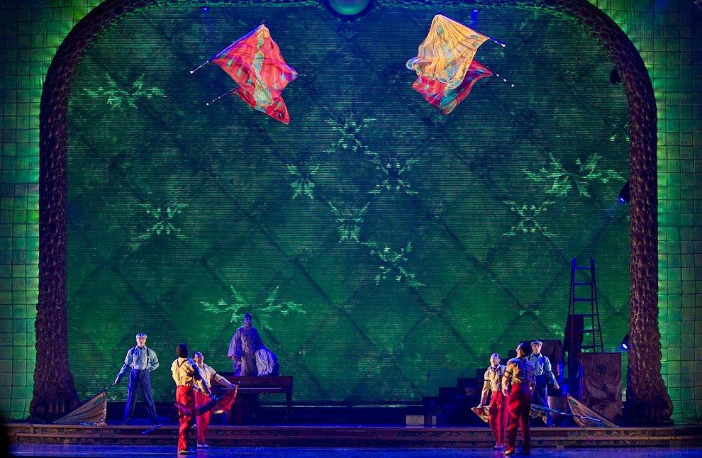 Cirque du Soleil: самое грандиозное шоу в истории цирка