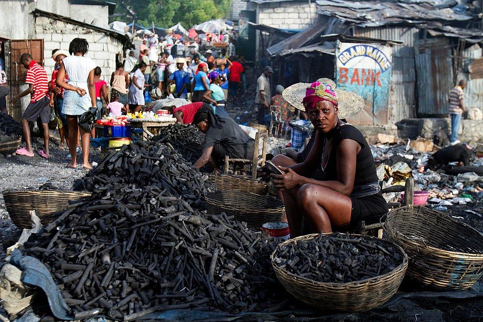 Самая опасная работа: добыча угля