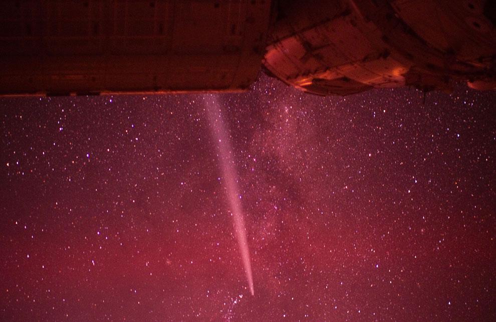 Комета C/2011 W3 (Лавджоя)