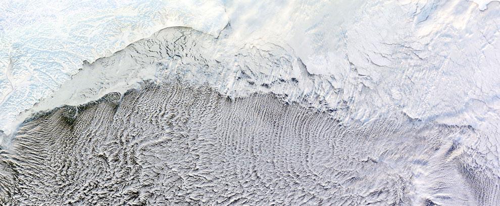 Берингово морем