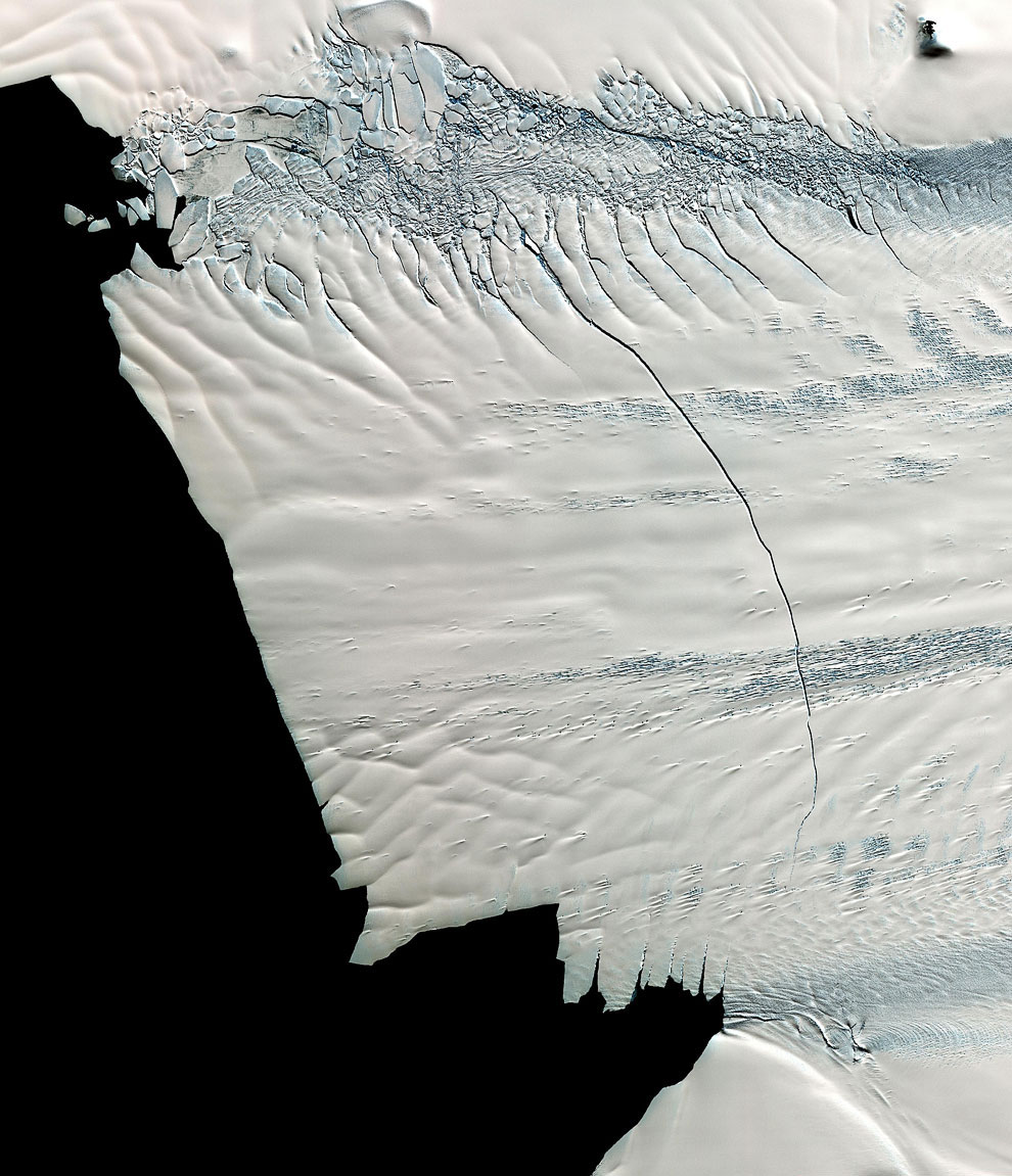Ледник Пайн Айленд