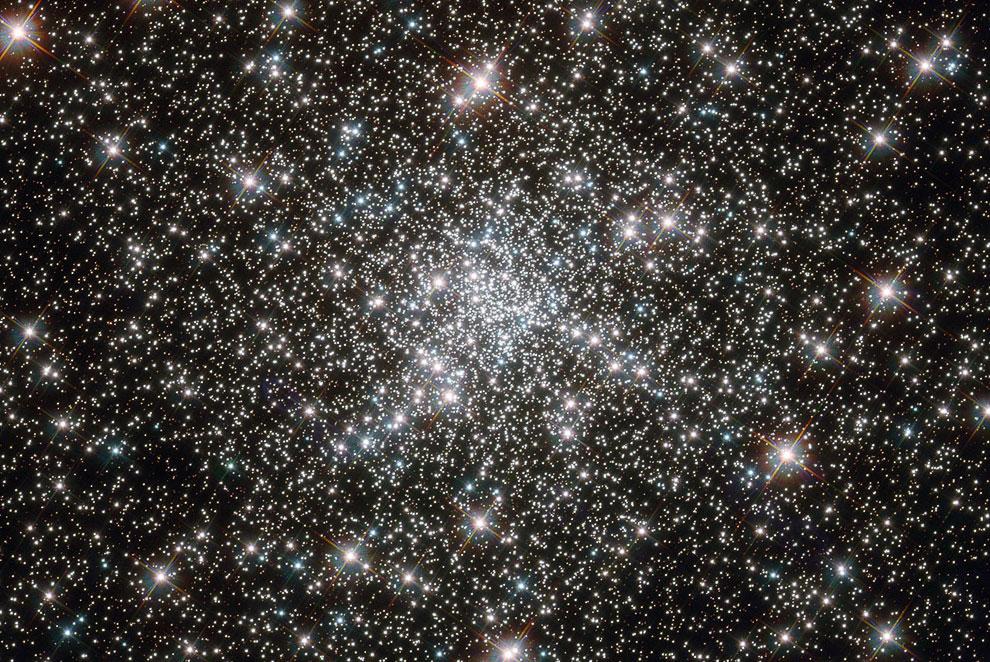 Шаровое скопление NGC 6752