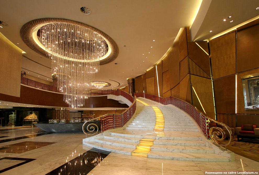 Grand Lisboa Macao Hotel, Макао
