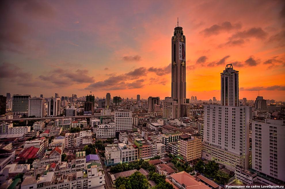 Baiyoke Sky Hotel, Бангкок