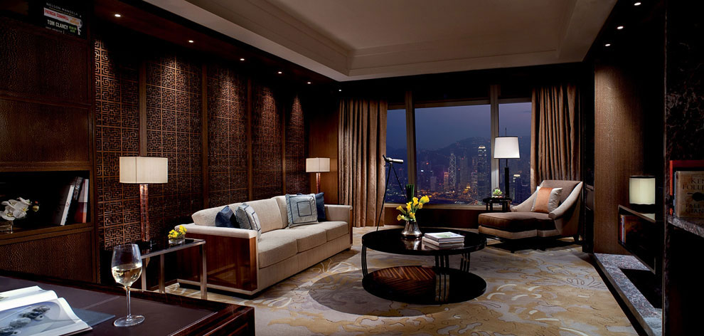 The Ritz Carlton, Гонконг