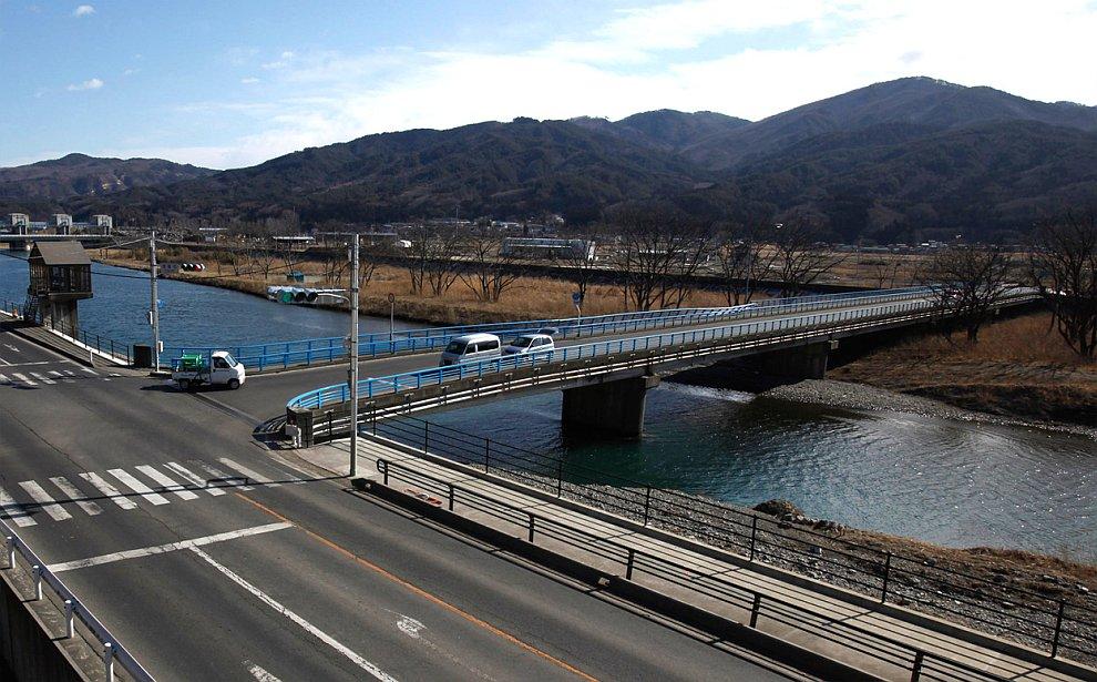 Землетрясение в Японии год спустя: до и после