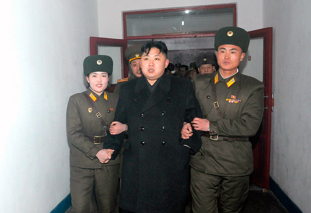 Ким Чен Ын — «Великий преемник»