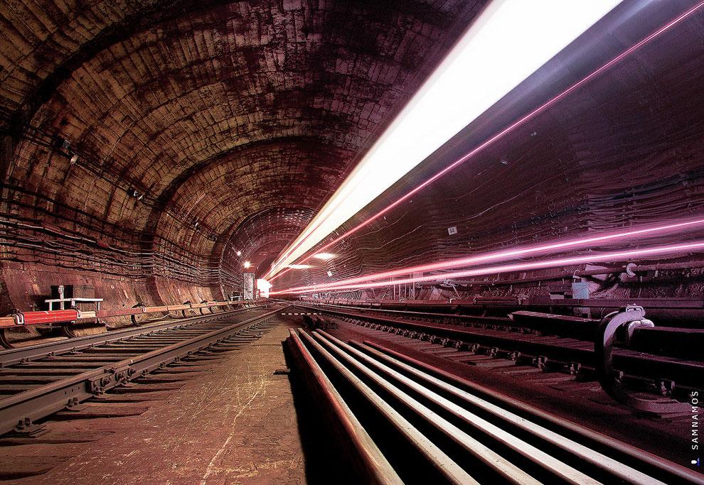 В лабиринтах метро