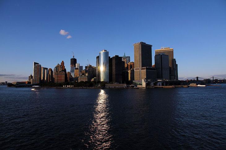 Прогулки по Манхэттену