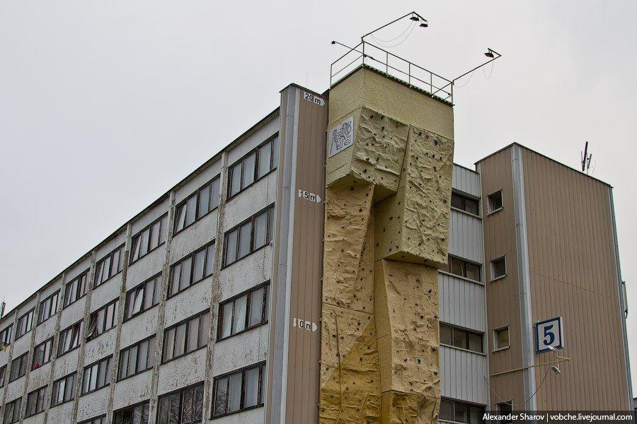 Как выглядит общага в Праге
