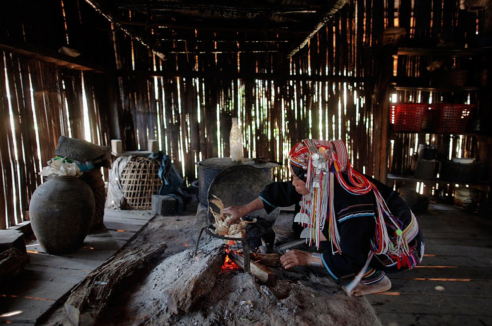Война с опиумом в Мьянме
