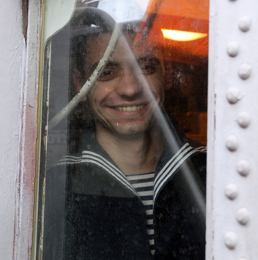 Один день на боевом корабле Северного флота России