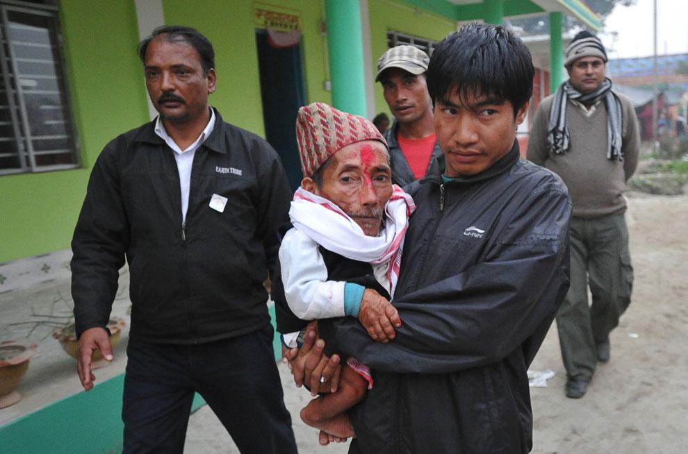 Рекорд Гиннеса: самый маленький человек в мире