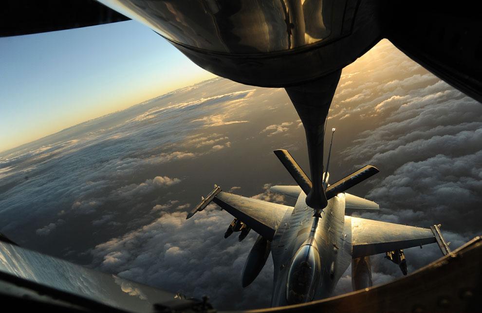 Первым делом самолеты: ВВС США