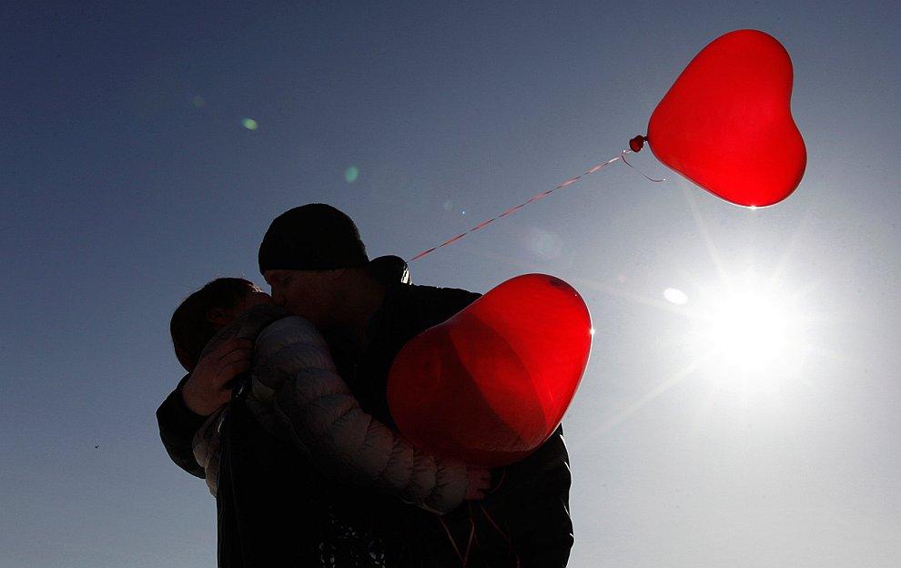 День святого Валентина 2012