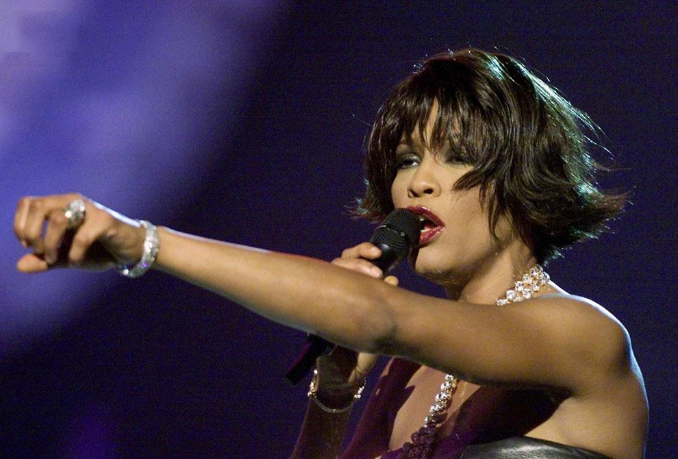 Уитни Хьюстон 1963 — 2012