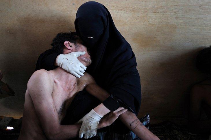Победители международного конкурса World Press Photo 2012