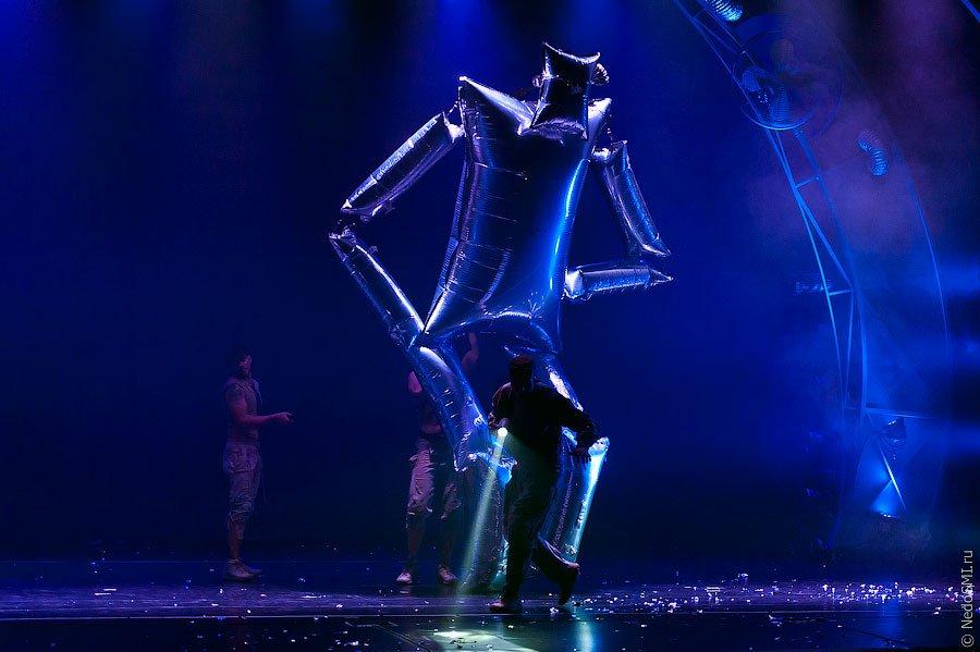 Aluminium Show: необыкновенное алюминиевое шоу из Израиля