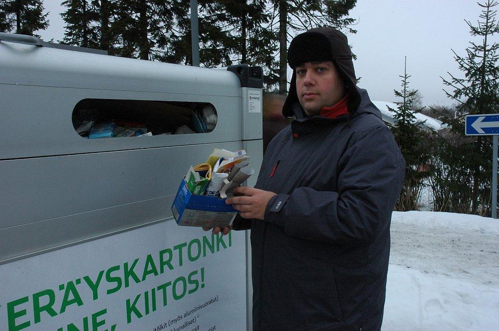 Как сделать город чище: утилизация отходов по-фински