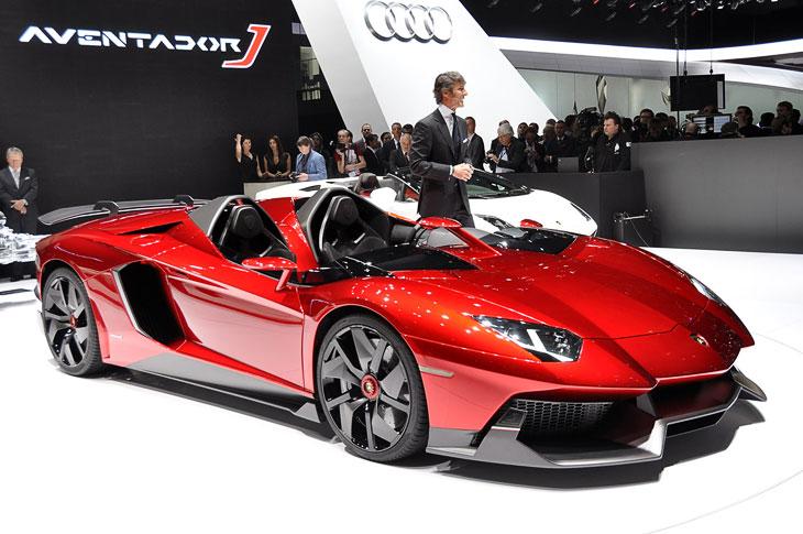 Женевский автосалон 2012: серийные автомобили