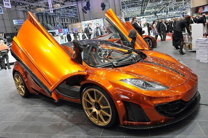 Женевский автосалон 2012: концепт-кары