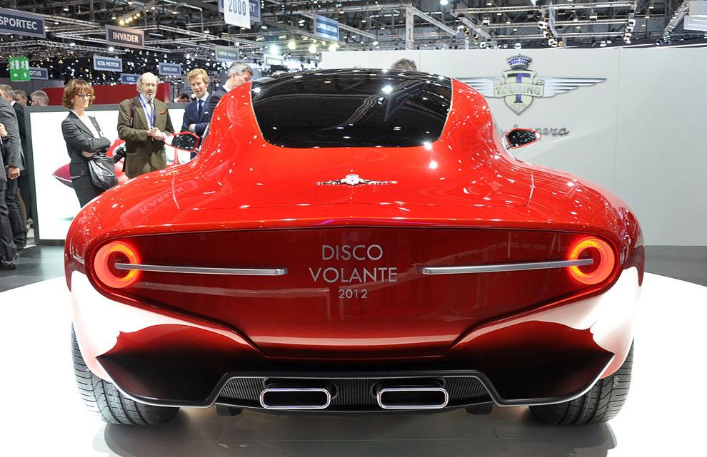 Концепт-кар Disco Volante