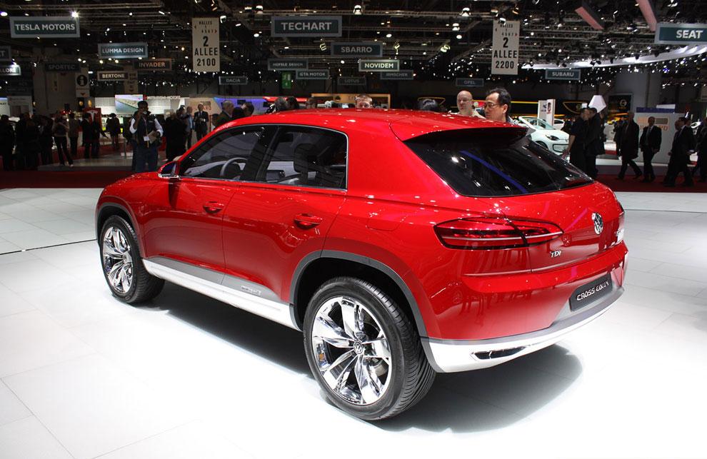 Volkswagen Cross Coupe PHEV