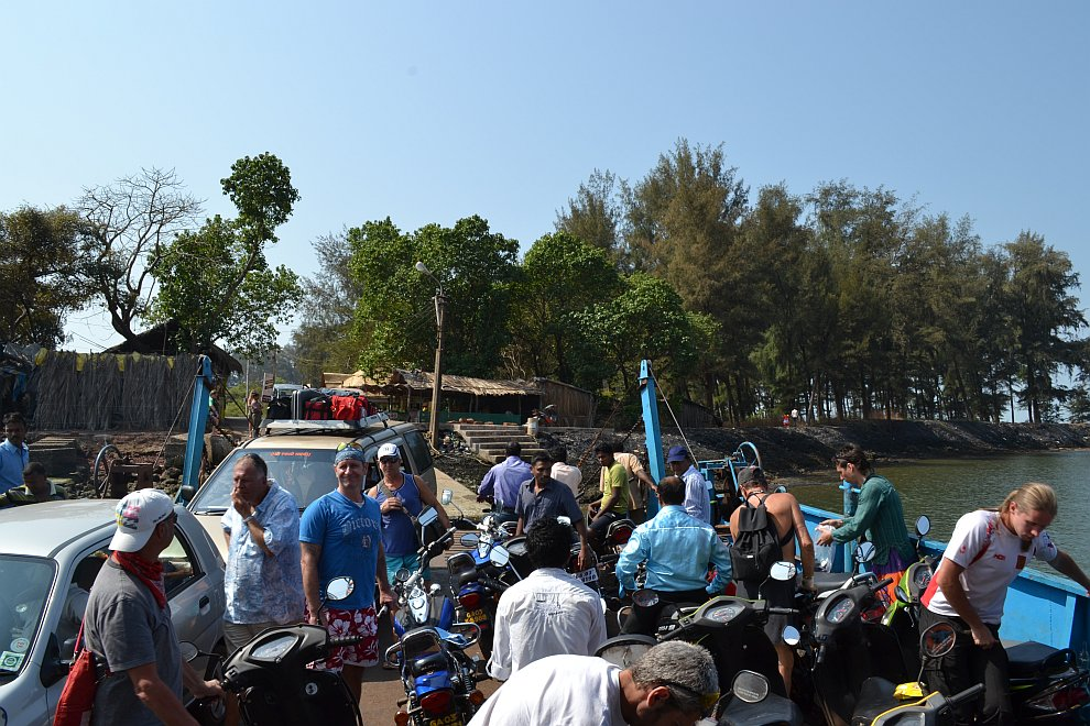 Индия и Непал глазами автомобилиста