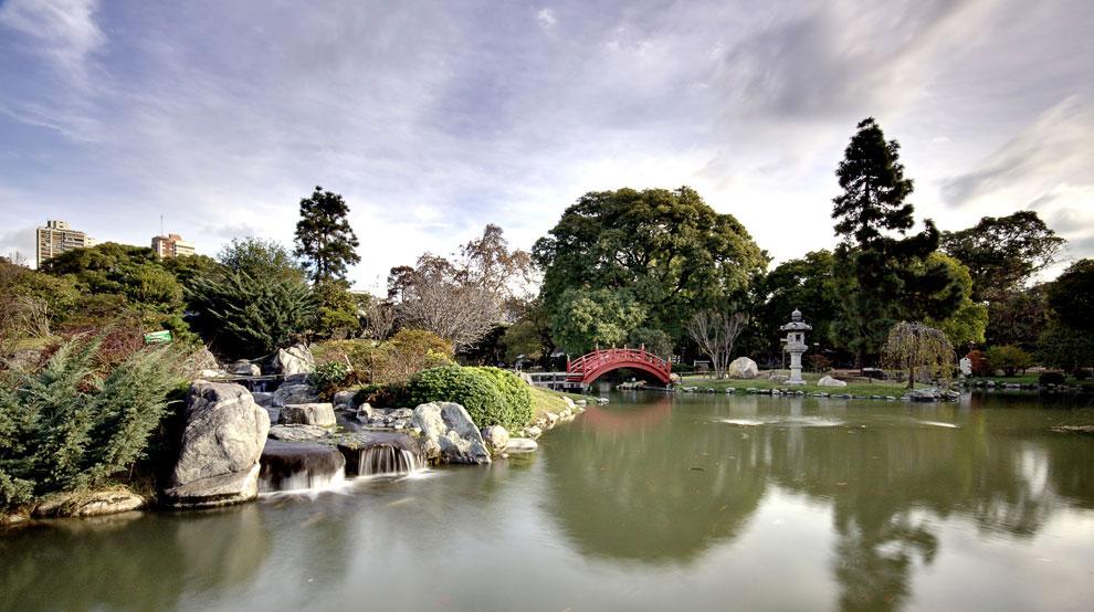 Jardin Japones (Буэнос-Айрес, Аргентина)