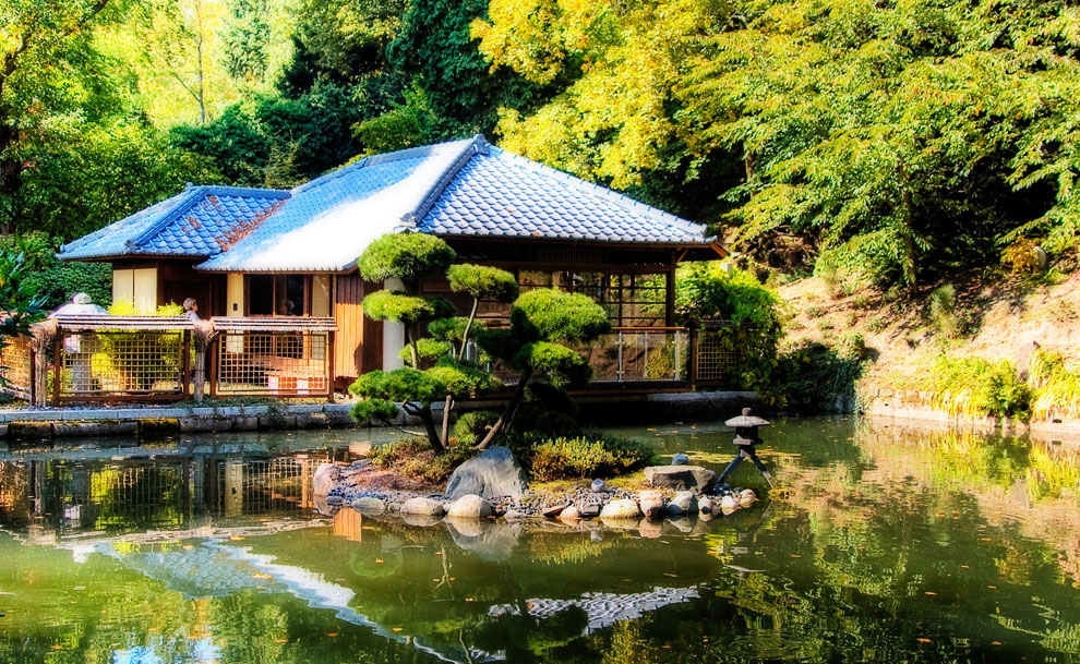 Japanischer Garten Kaiserslautern