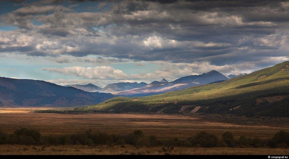 Пейзажи Казахстана