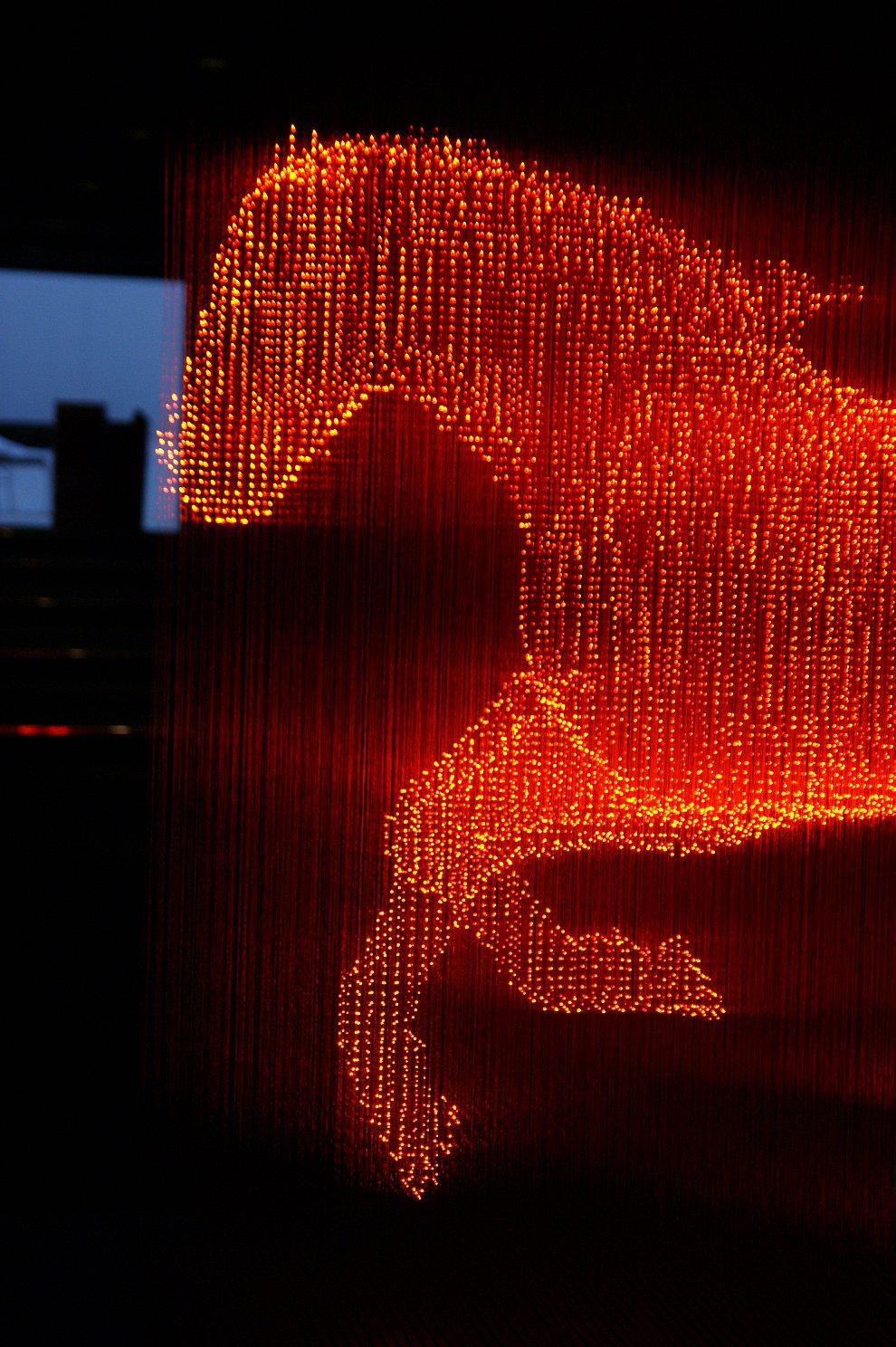 Светодиодные скульптуры