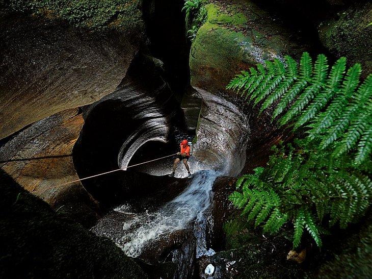 Монастырский Каньон, Австралия