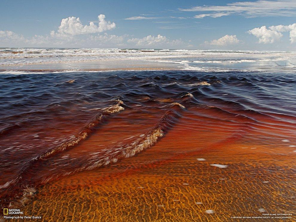 Остров Фрейзер, Австралия